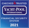 Financially Checked & Trusted by Yacht-Pool International